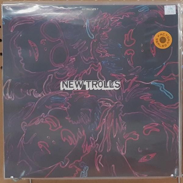 """NEW TROLLS - """"New Trolls"""" - SEALED"""