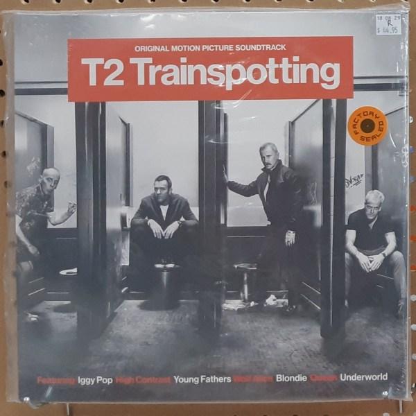 T2 TRAINSPOTTING 2 - soundtrack - SEALED