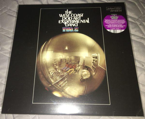 WEST COAST POP ART EXPERIMENTAL BAND, THE - Volume 2 LP