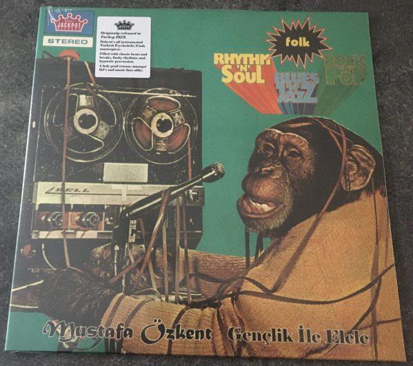 OZKENT, MUSTAFA - Gençlik İle Elele LP