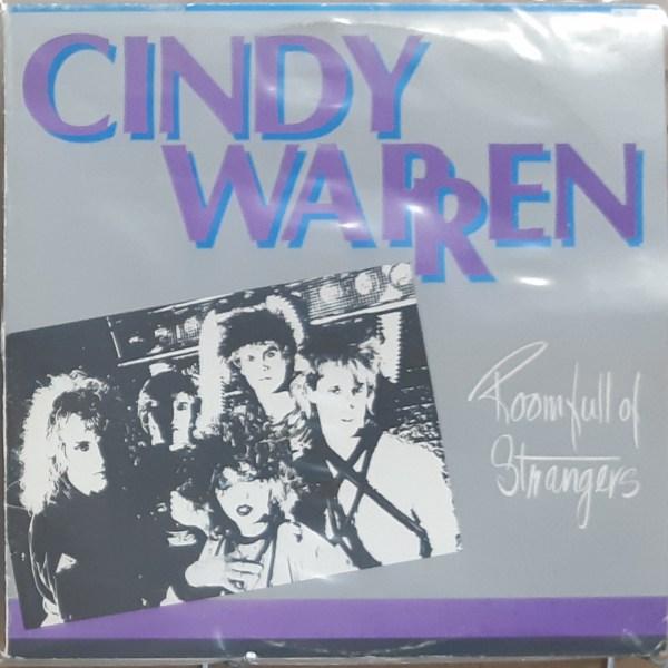 "WARREN, CINDY - ""Roomfull of Strangers"" - RARE CALGARY ROCK"