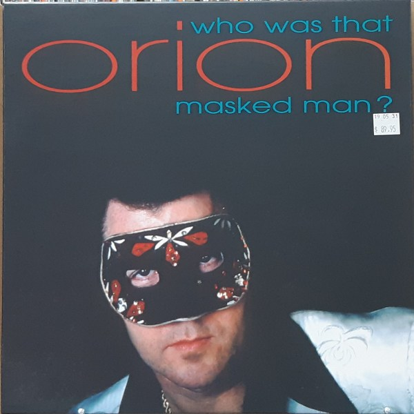 """ORION - """"Who Was That Masked Man?"""" - 4xCD BOX SET"""