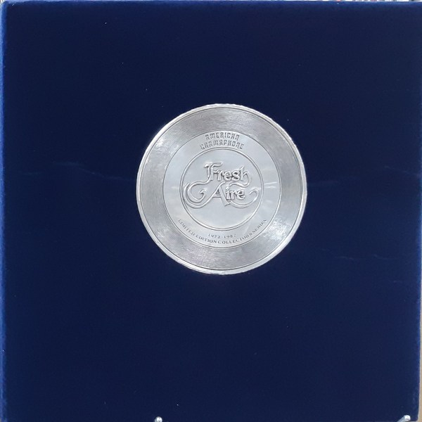 "MANNHEIM STEAMROLLER - ""Fresh Aire 1972-1982"" - 4xLP BOX SET"