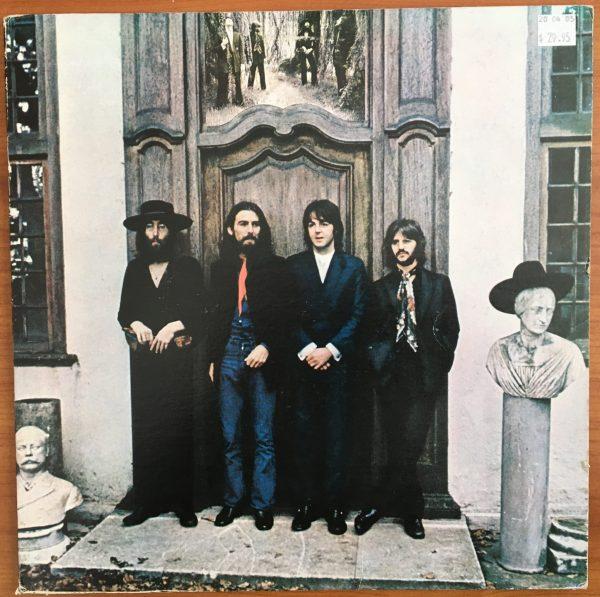 "BEATLES, The ""HEY JUDE"" Vintage LP (USA 1973 Apple Label)"