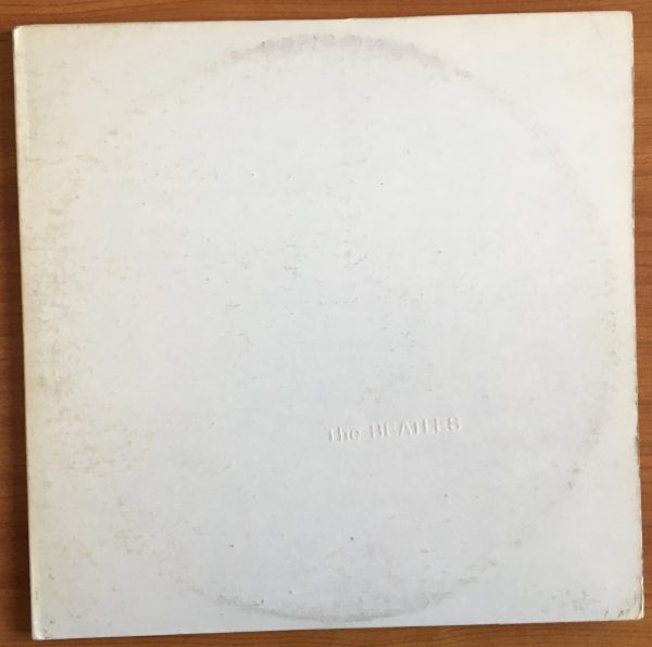 """BEATLES, The """"WHITE ALBUM"""" Vintage LP x2 (USA Apple Reissue)"""