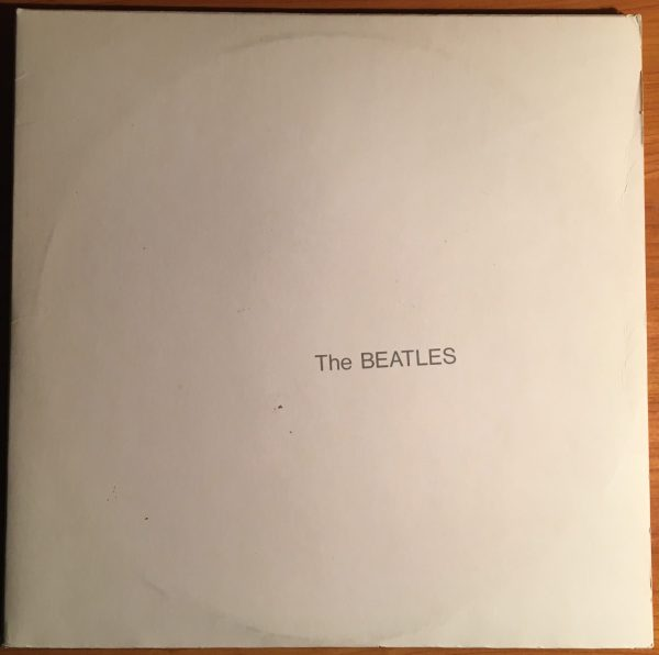 "BEATLES, The ""WHITE ALBUM"" Vintage LP x2 (Canada Purple Label)"