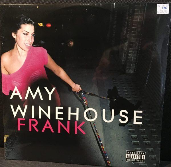 "WINEHOUSE, AMY – ""Frank"" Sealed LP x2"