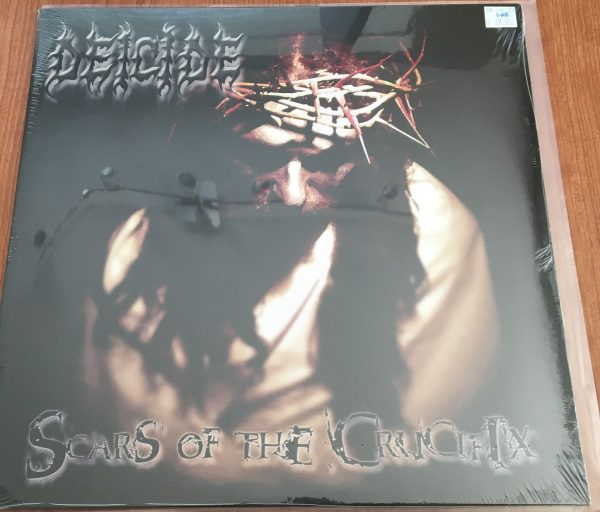"""DEICIDE - """"Scars of the Crucifix"""" - New LP Sealed"""