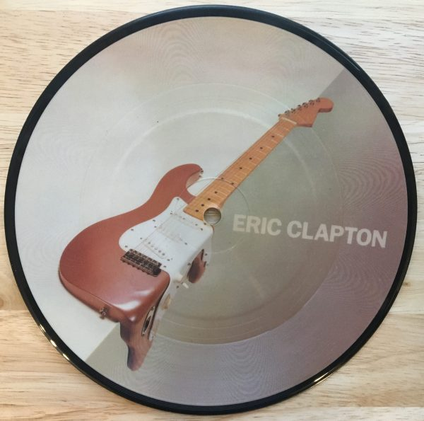 """CLAPTON, ERIC – """"The Shape You're In"""" 7″ 45 RPM Picture Disc"""