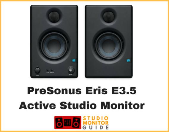 Studio monitor in budget