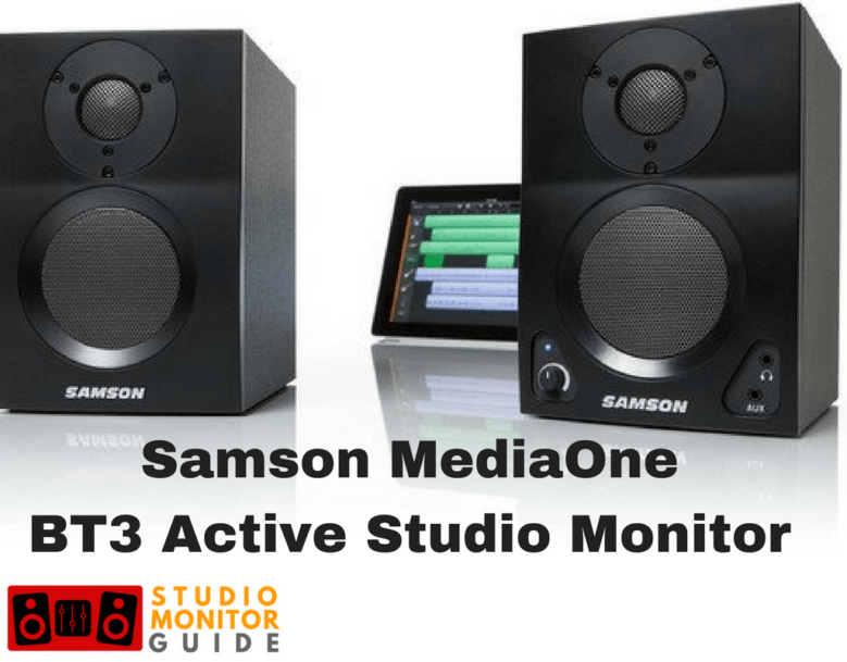 studio monitor under 100