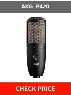 AKG P420 review