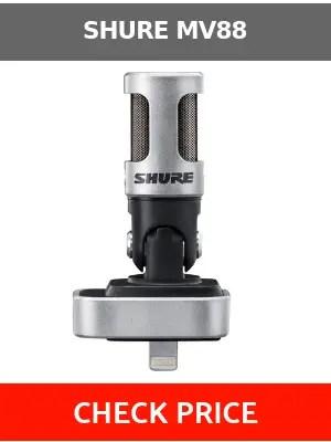 Shure MV88 review