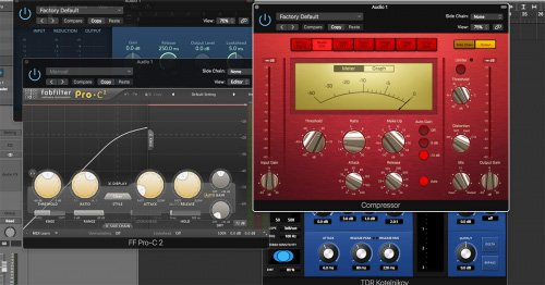 how to use compressors