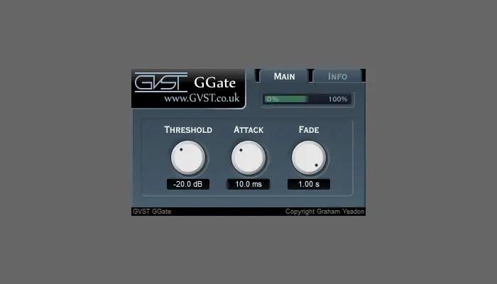 GGAte vst plugin