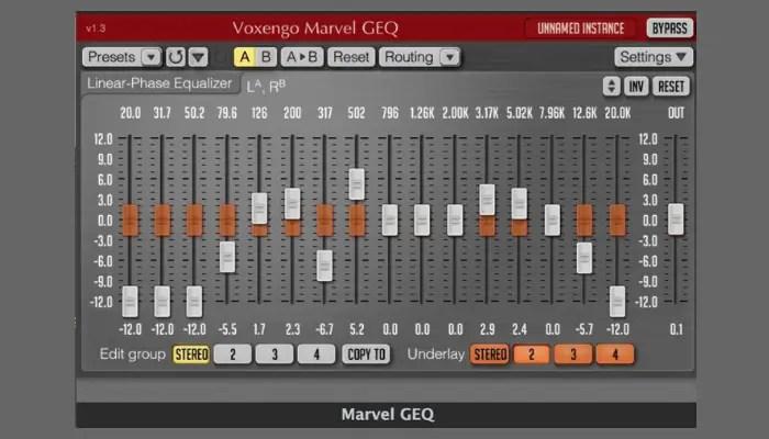 Marvel GEQ by Voxengo