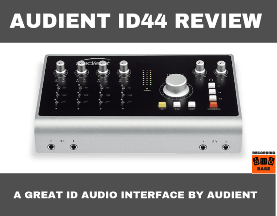 audient id44 review