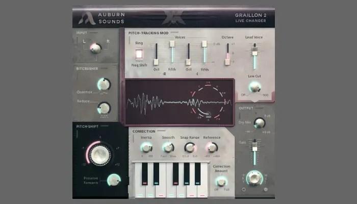 graillon 2 voice changer plugin