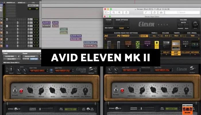 Avid Eleven MK II