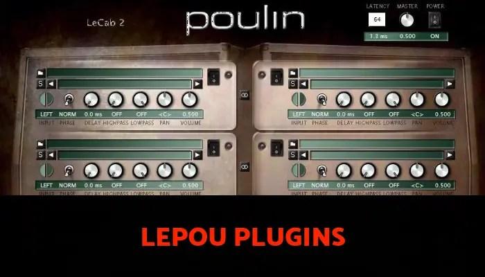 Lepou Plugins