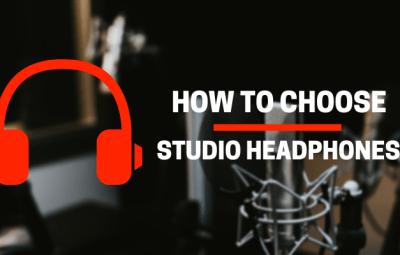 How To Choose Studio Headphones [9 Quick Tips]