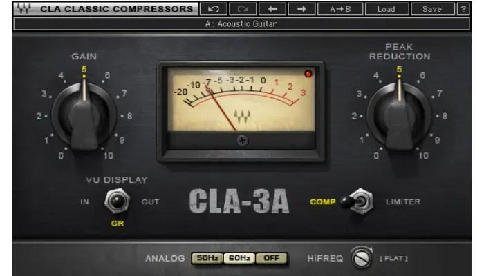 Waves Audio CLA-3A