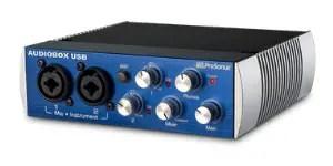 presonus audio box
