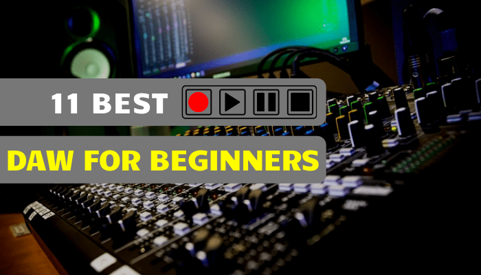 11 best daw for beginners