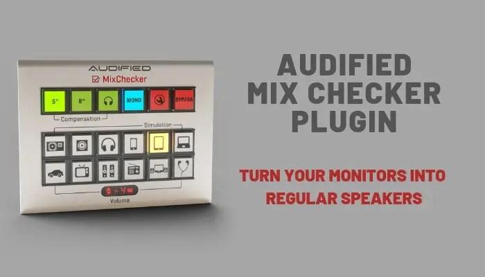 audified mix checker plugin