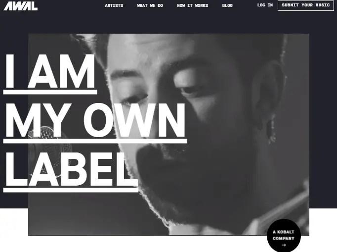 AWAL music network
