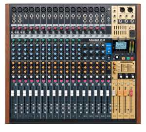 features of mixing console