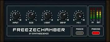 freeze chamber reverb plugin