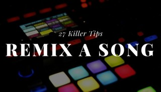 how to remix a song
