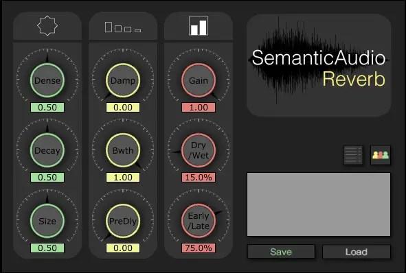 safeverb by semantic audio