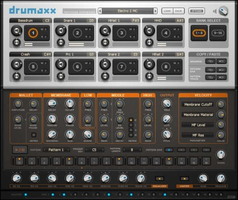 Drumaxx-vst drum