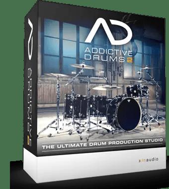 addictive drum drum vst instrument
