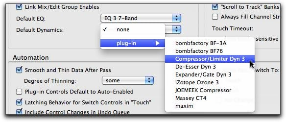 Optimize Pro Tools: Set Default Plugins - Recording Revolution