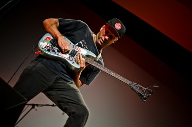 TRR126 Gear Wisdom From Rage Guitarist Tom Morello