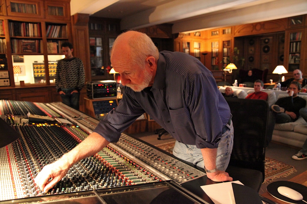 3 Mixing Secrets From The Legendary Andy Wallace - Recording Revolution
