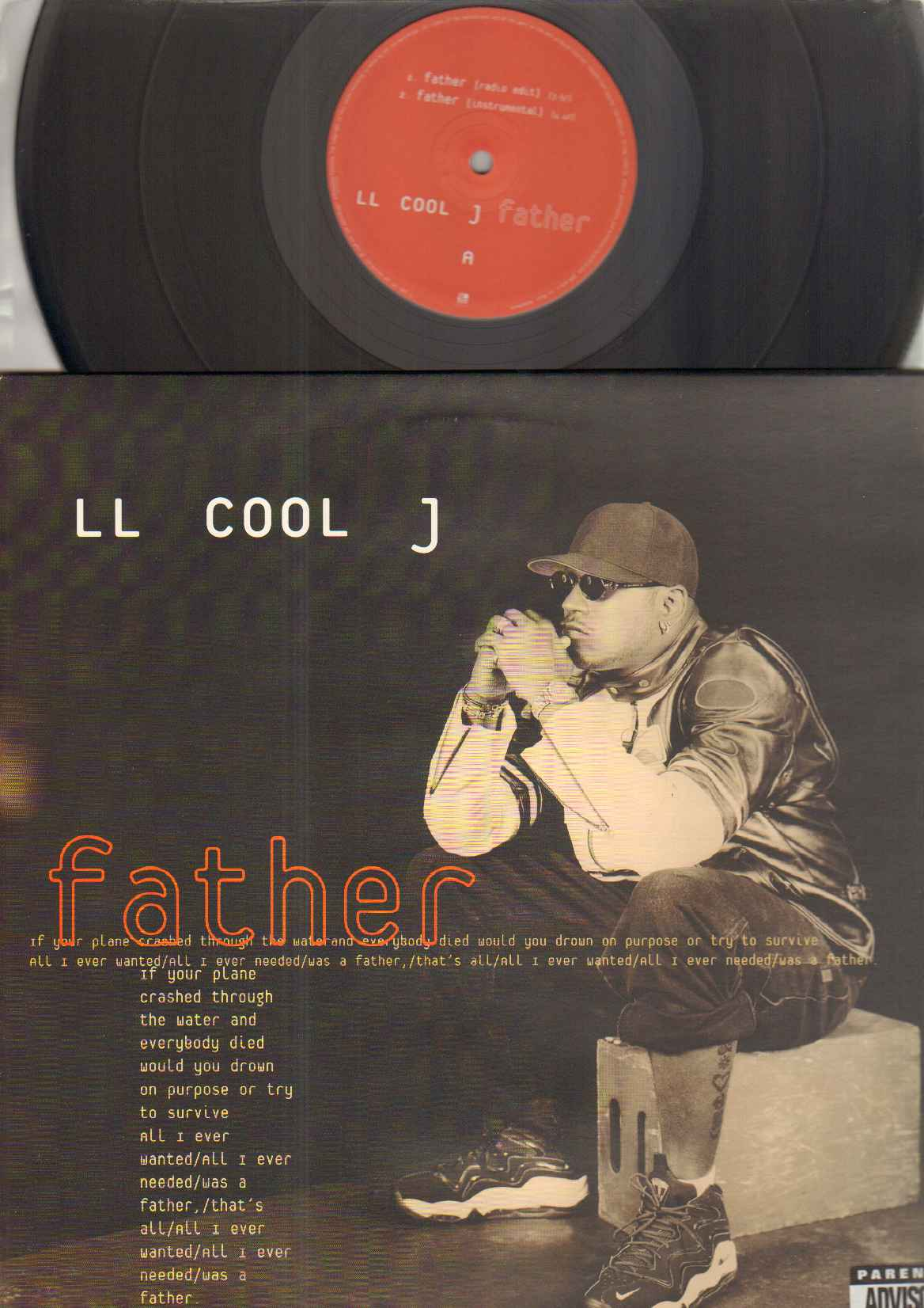 Ll Cool J Father Records Lps Vinyl And Cds