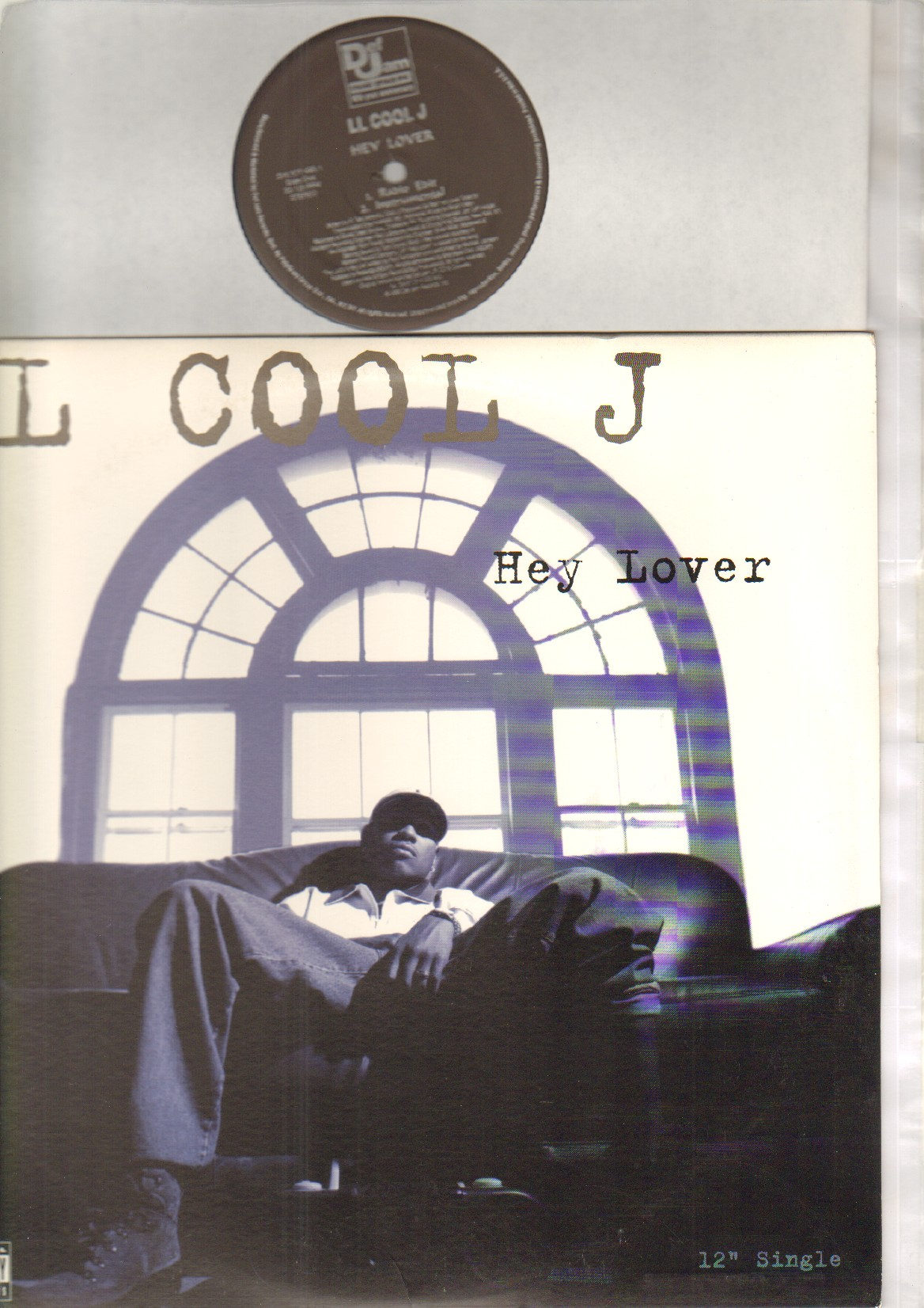 Ll Cool J Hey Lover Records Lps Vinyl And Cds