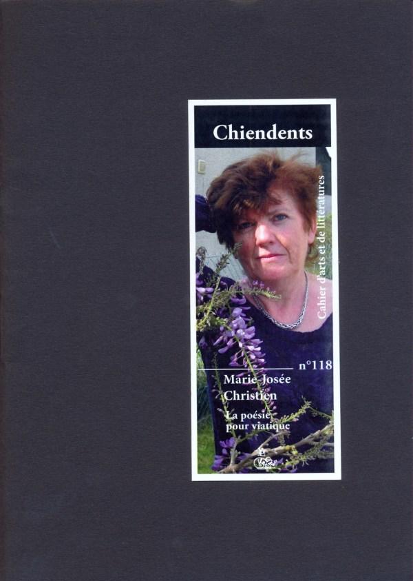 Chiendents n° 118 : Marie-Josée Christien