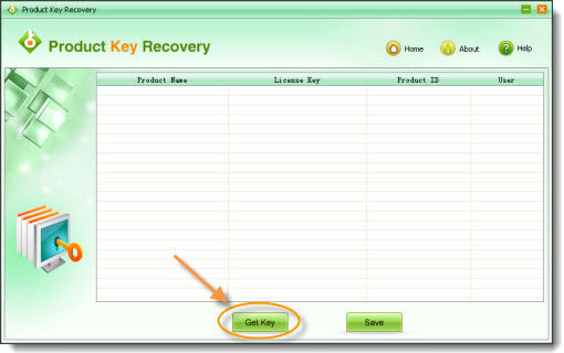 recover office 2013 product key from hard drive