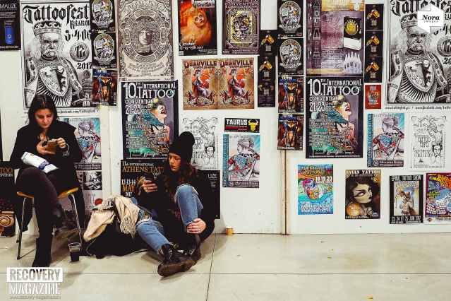 Milano Tattoo Convention nora images posters