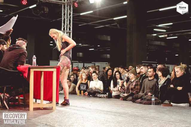 contest Milano Tattoo Convention nora images