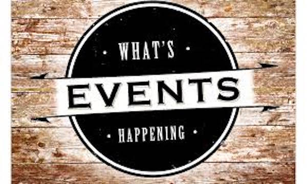 Upcoming Events – Dec 2017