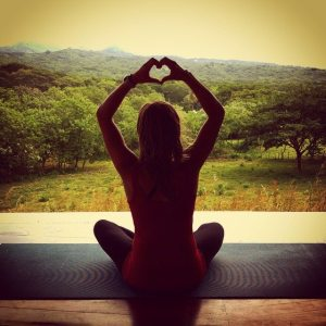 recovery warriors woman yoga pose goddess blog post