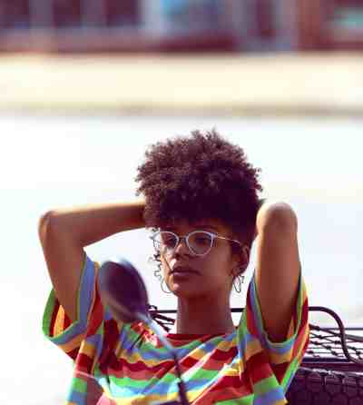 "Watercolor Painting Sad Face;  image used in ""How to stop believing you're not good enough."""