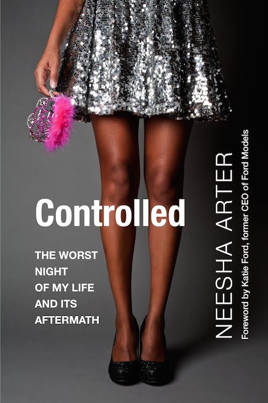 neesha arter-controlled-book cover