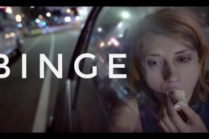 Weekend Watch: BINGE, a Dark Comedy About One Woman's Battle With Bulimia